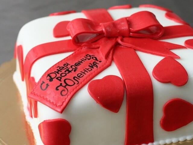 юлия картинки с тортом день рождения для